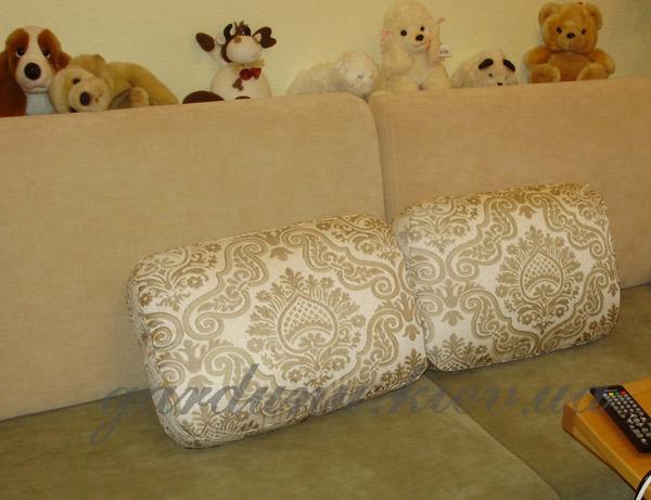 Как пошить декоративных подушки своими руками